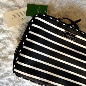 Kate Spade Trifold Cosmetic Bag